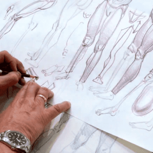 Will Weston Drawing Class for Drawing New York
