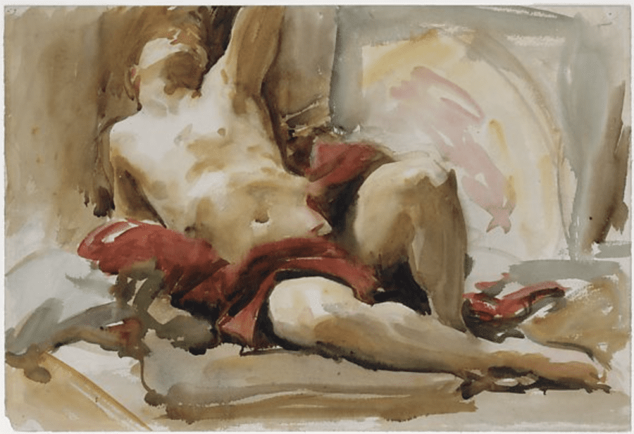 In Person – Figure Drawing – Wednesday Night